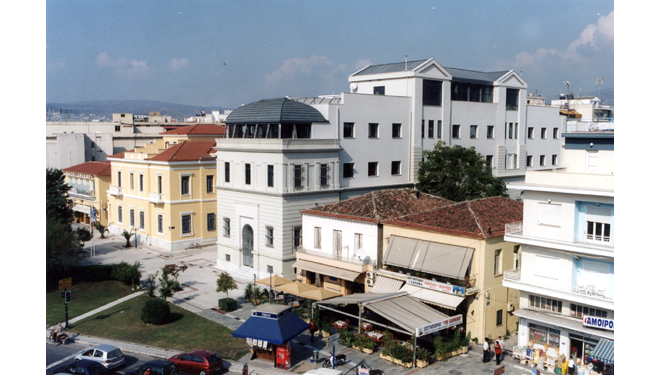 University of Thessaly Central Library