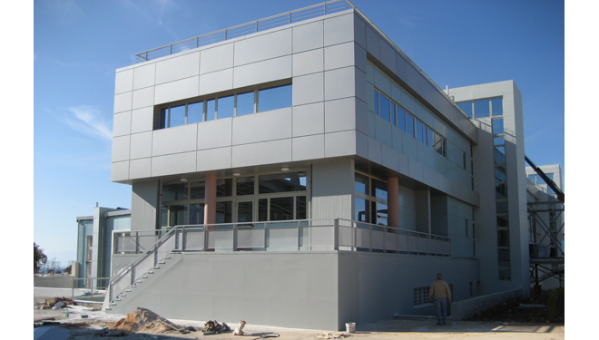 Port of Astakos, Aetoloakarnania Administration Headquarters building