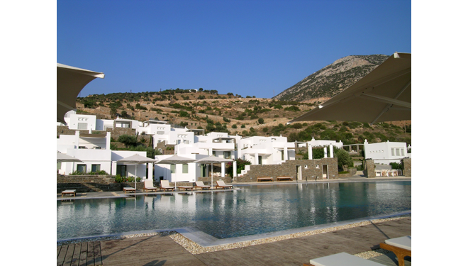 Sifnos 'Elies' Resorts