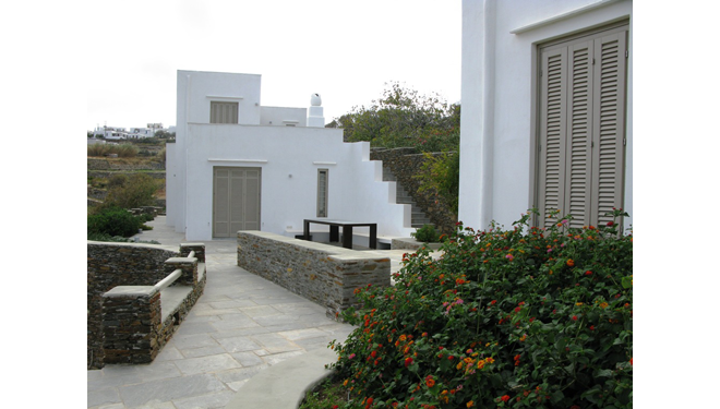 Country houses in Sifnos